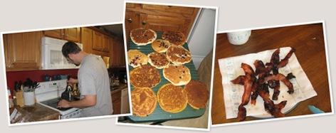 View Breakfast feast