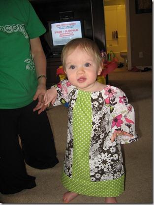 April 1 2010 - Cicis and dress 028