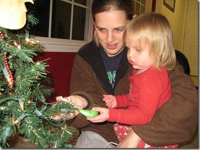 Pre-Christmas and Garth 017