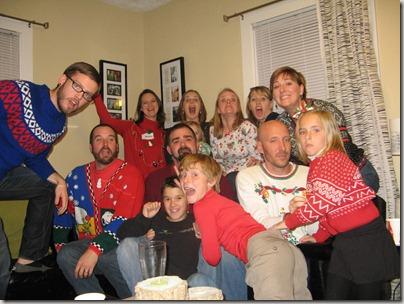 Pre-Christmas and Garth 033