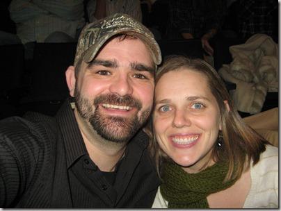Pre-Christmas and Garth 072
