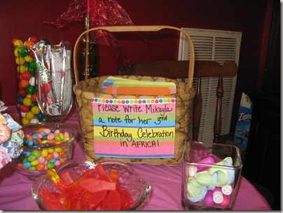 2nd birthday party 011