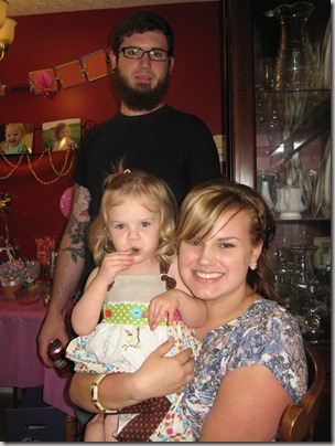 2nd birthday party 035