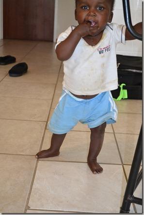 African basketball, Simo's leg 030