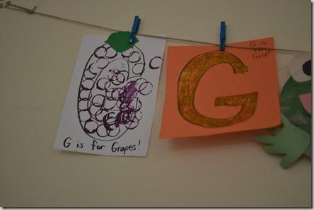 More letter G 030