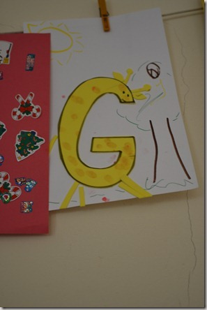 More letter G 031